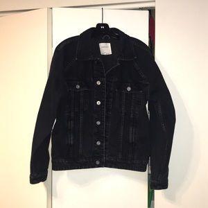 Current/Elliott Dark Denim Jacket